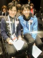 Y. Hanyu und S. Uno