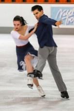 Anna CAPPELLINI, Luca LANOTTE (ITA)
