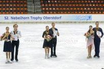 auf dem Eis - Sieger Eistanz