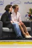 DM 2019: Anett Pötzsch mit Nathalie Weinzierl
