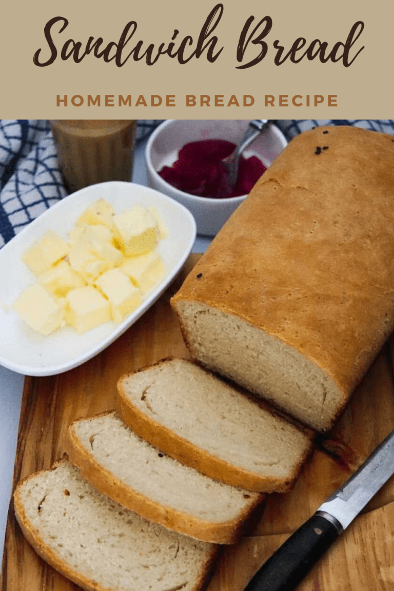 Read more about the article How To Make Sandwich Bread | Homemade Wholemeal Bread