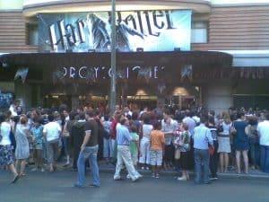 Estreno de Harry Potter y el Príncipe Mestizo