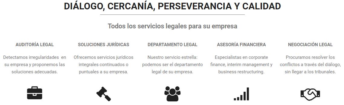 Reiz Abogados - Diálogo, cercanía, perseverancia y calidad