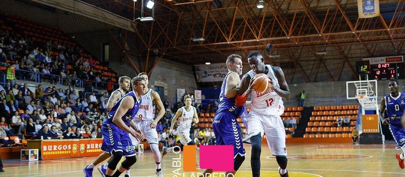 Baloncesto: Miraflores – Baskonia