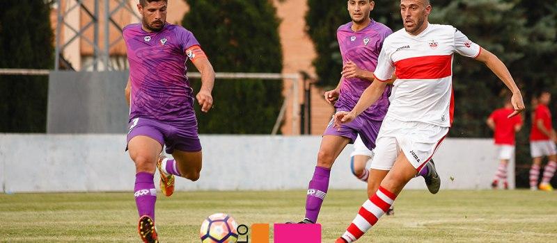 Fútbol: Mirandés – San Sebastian de los Reyes