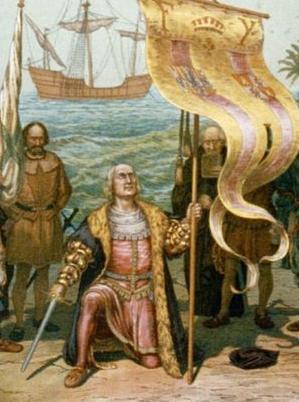 Cristóbal Colón (3/6)
