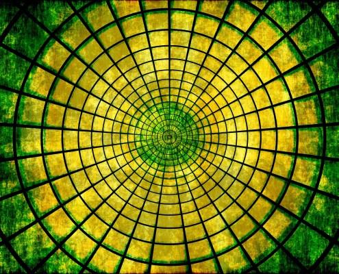 Un tronco de arbol representando el movimiento centrifugo de la educacion