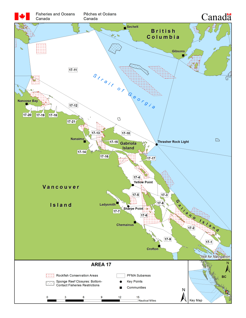 Map: Management Area 17