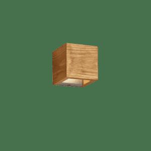 Applique Murale Bois SMD LED, 4,3W · 430lm, 3000K