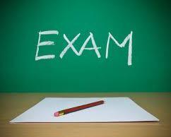 exam date