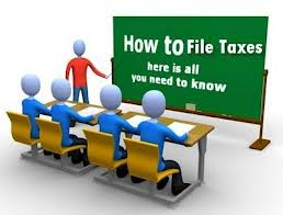 how to file income tax return