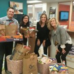 PACE Staffing Network Food Drive