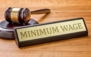 Washington state minimum wage