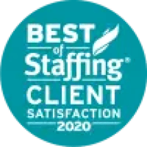 ClearlyRated Best of Staffing 2020