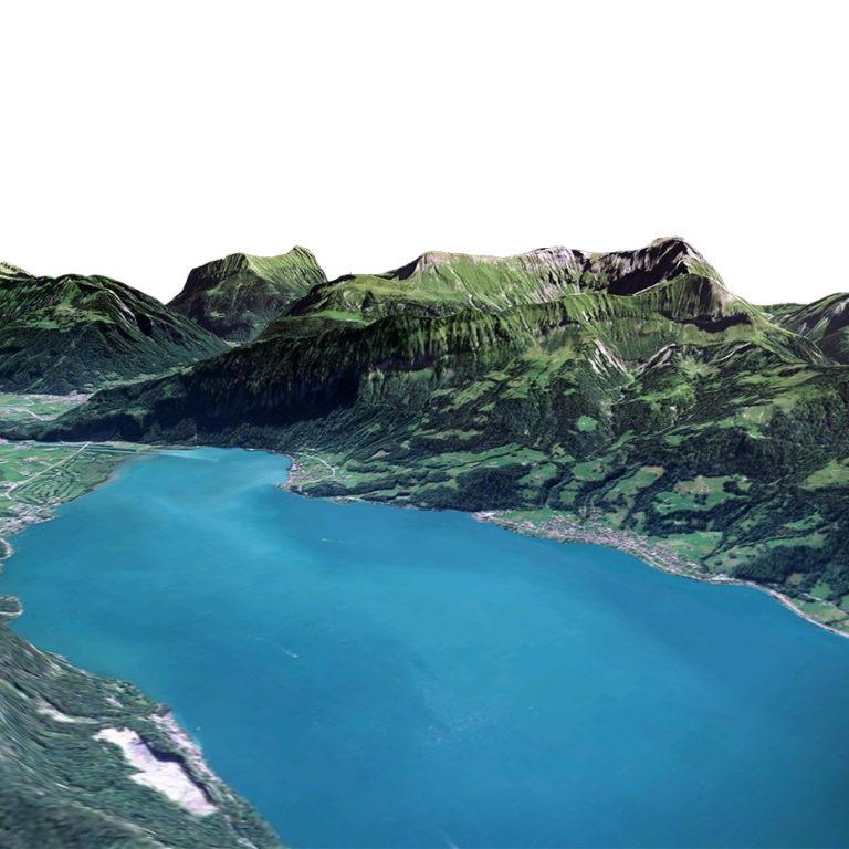 Alpes 3d - Guillaume Sciaux - Cartographe professionnel