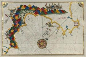 La côte calabrienne - Guillaume Sciaux - Cartographe professionnel