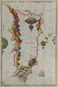 Rhodes - Turquie - Guillaume Sciaux - Cartographe professionnel