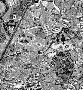 carte-de-londres-fuller 1 - Guillaume Sciaux - Cartographe professionnel