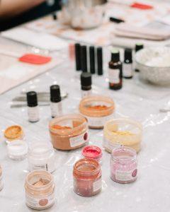 atelier cosmétique naturelle