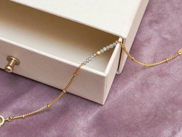 Bracelet signe du zodiaque Poisson