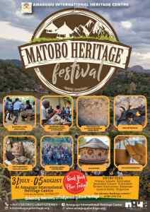 Matobo Heritage Festival 2017 @ Amagugu International Heritage Centre