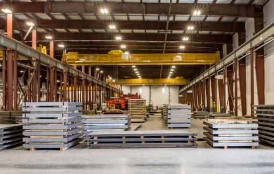 PSR Flat Steel