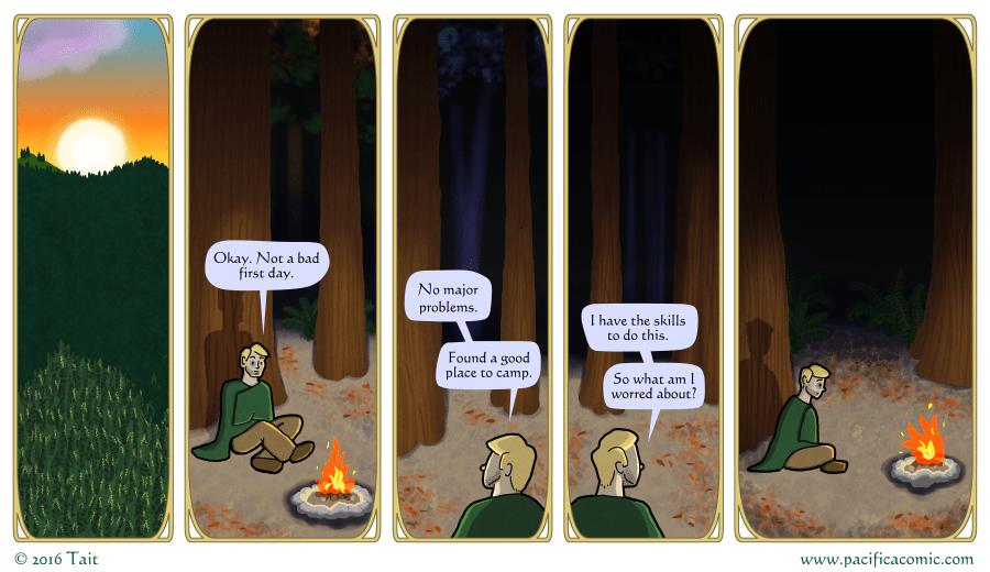 Finding – Page 10 – That Night