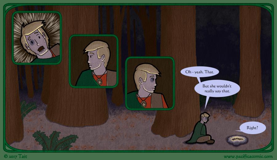 Pacifica Comic - Doubts