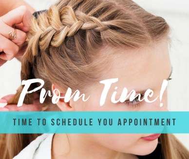 prom hair salon thousand oaks ca