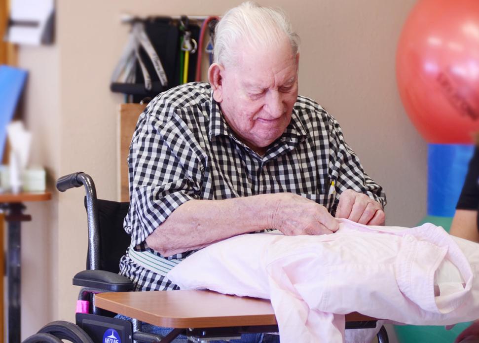 Resident In Rehabilitation