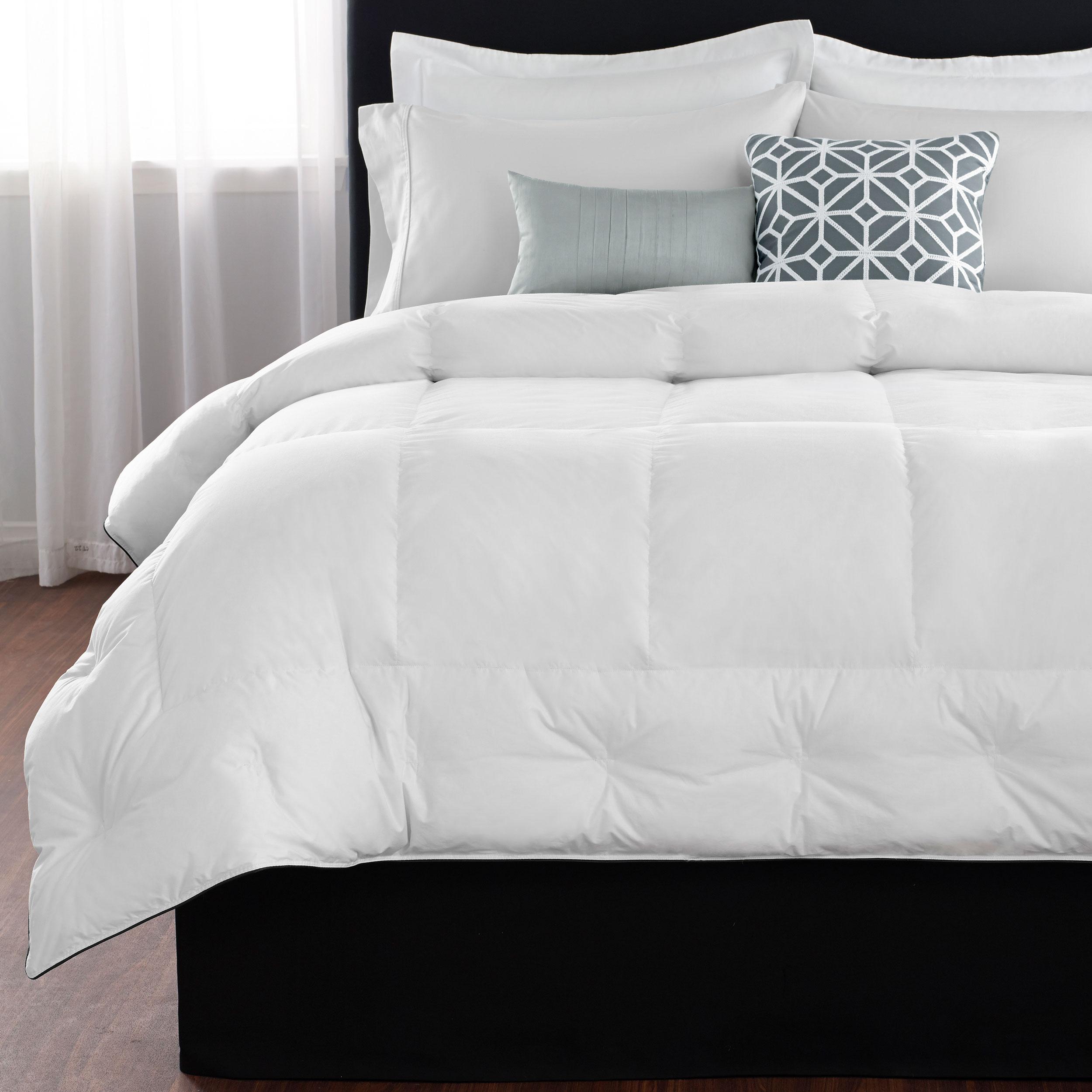 restful nights down alternative comforter