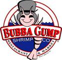 logo: Bubba Gump Shrimp Company, Restaurant & Market | Pacific Coast Hospitality client