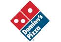 logo: Domino's Pizza | Pacific Coast Hospitality, Hospitality management