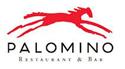logo: Palomino Restaurant and Bar | Pacific Coast Hospitality client