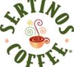 logo: Sertinos Coffee | Pacific Coast Hospitality, Hospitality management
