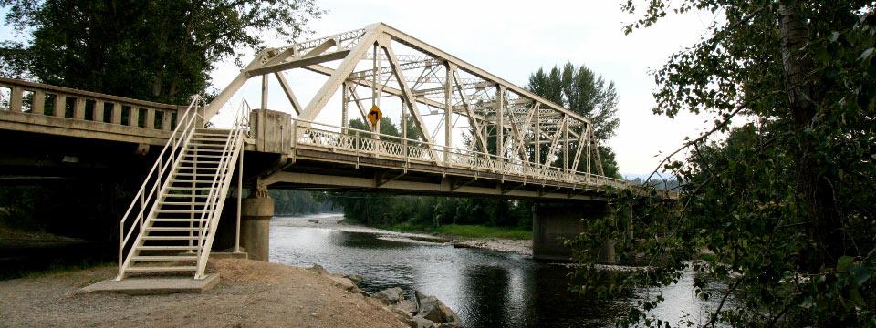 Bridge at Winthrop WA