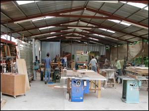 Wood Shop Cabinet Plans