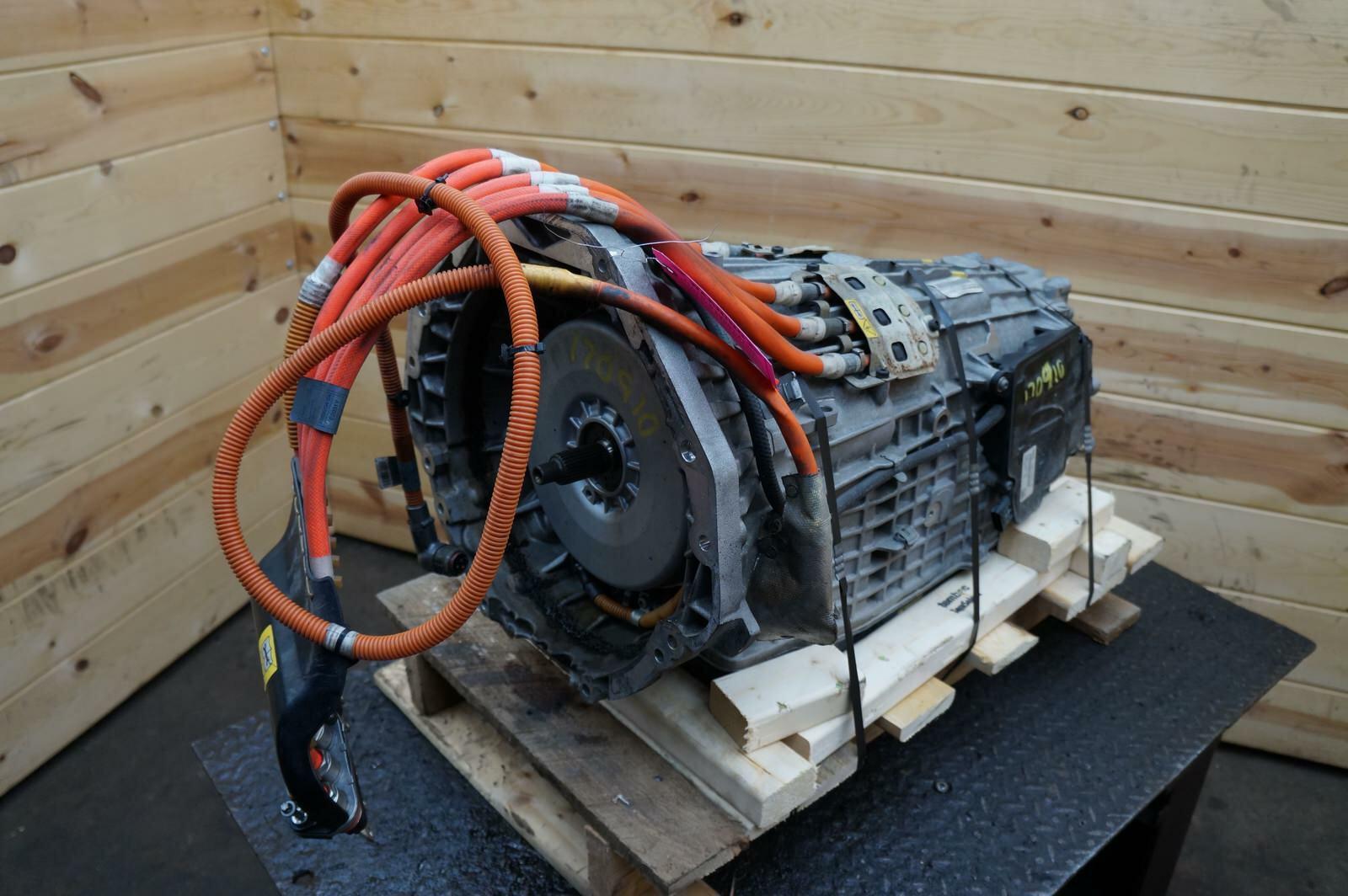 7 Speed Automatic GA7AHSCD Transmission Assembly BMW X6 Hybrid E72 2010 11