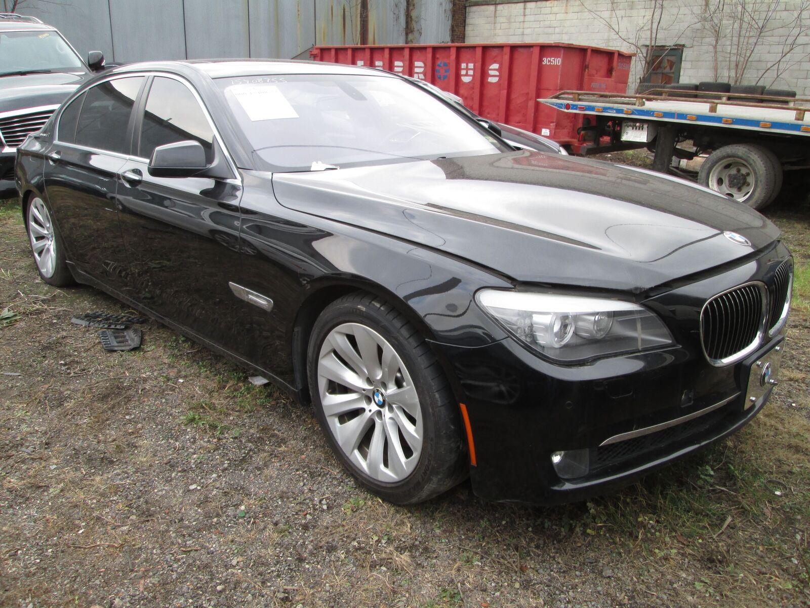Front Power Distribution Fuse Box 61149234421 BMW Hybrid 7 750 ...