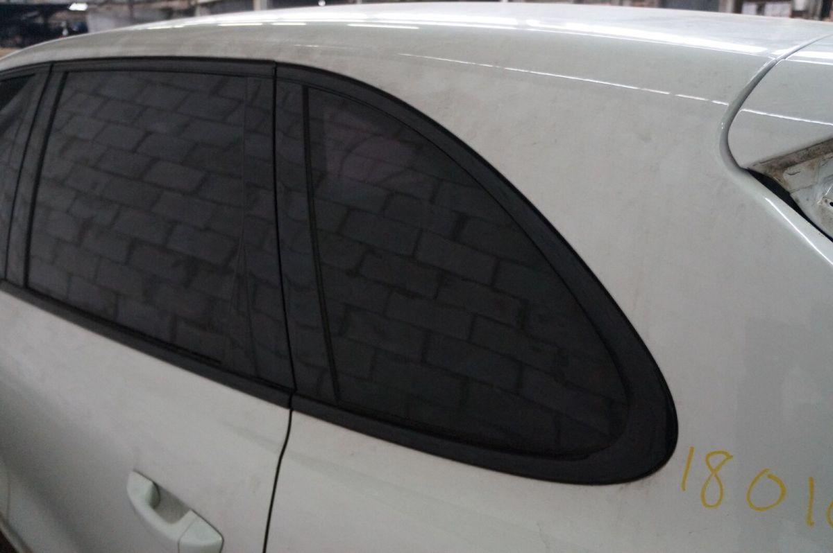 Rear Left Driver Side Quarter Panel Window Glass Porsche Cayenne  Pacific Motors