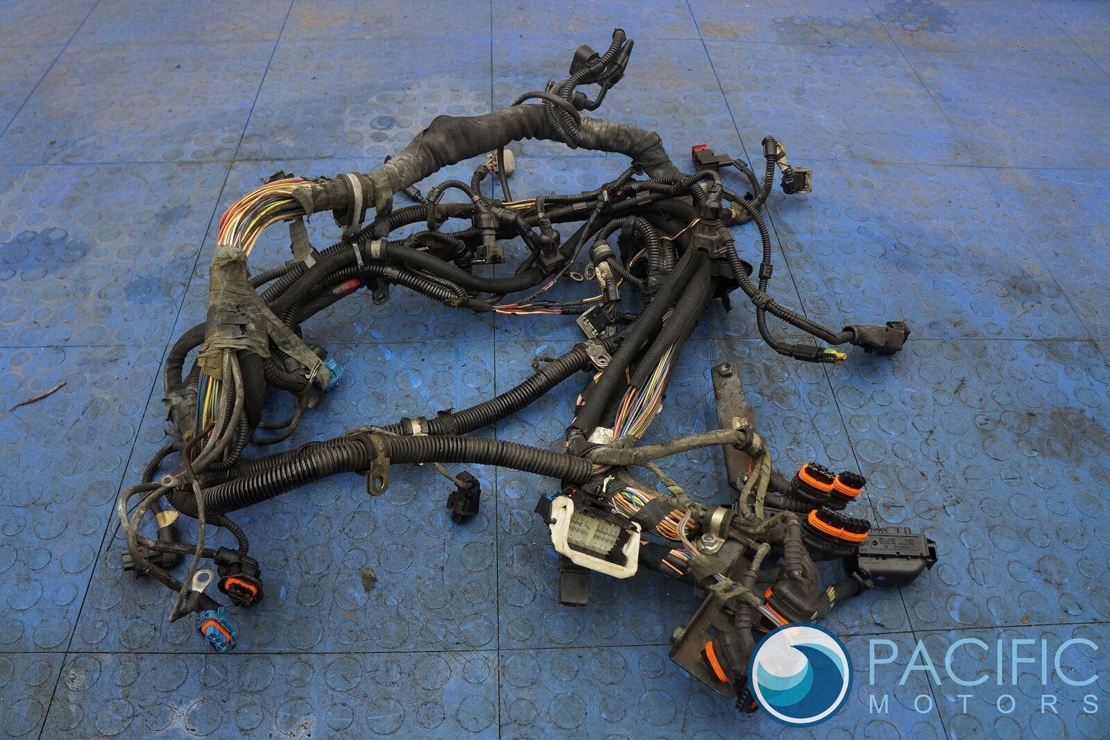 Engine Wiring Wire Harness 42l V8 F136 190041 Maserati 4200 M138