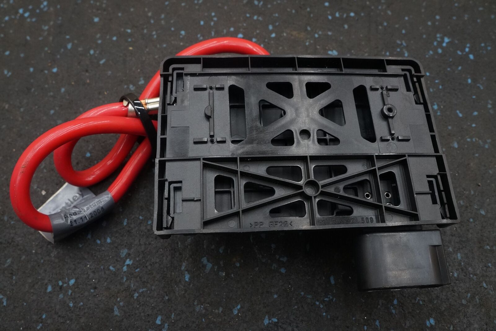 Battery Fuse Box & Cable Assembly Bentley Continental GTC ...