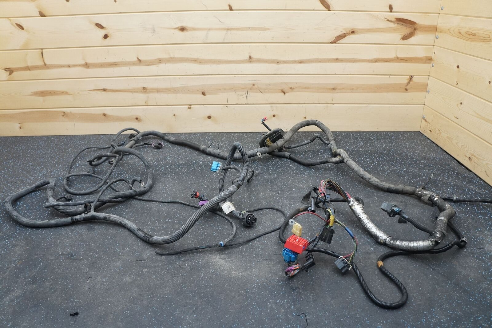 Hummer H2 Wiring Harness Diagram Todays Dodge Challenger Electrical Body Chassis Frame Wire 15186944