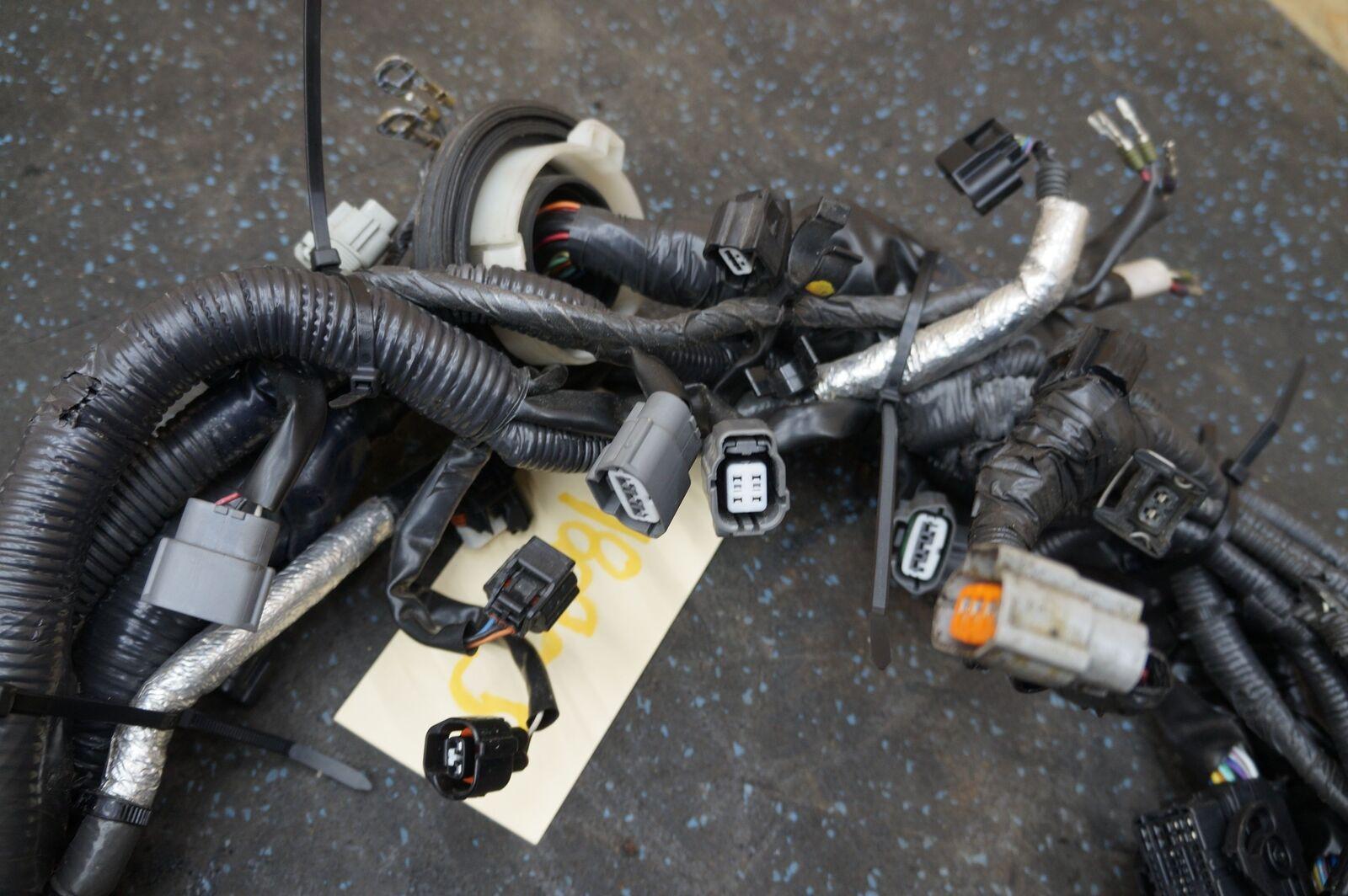 Engine Wire Wiring Harness Vr38dett 24012jf50a Oem Nissan Gtr R35