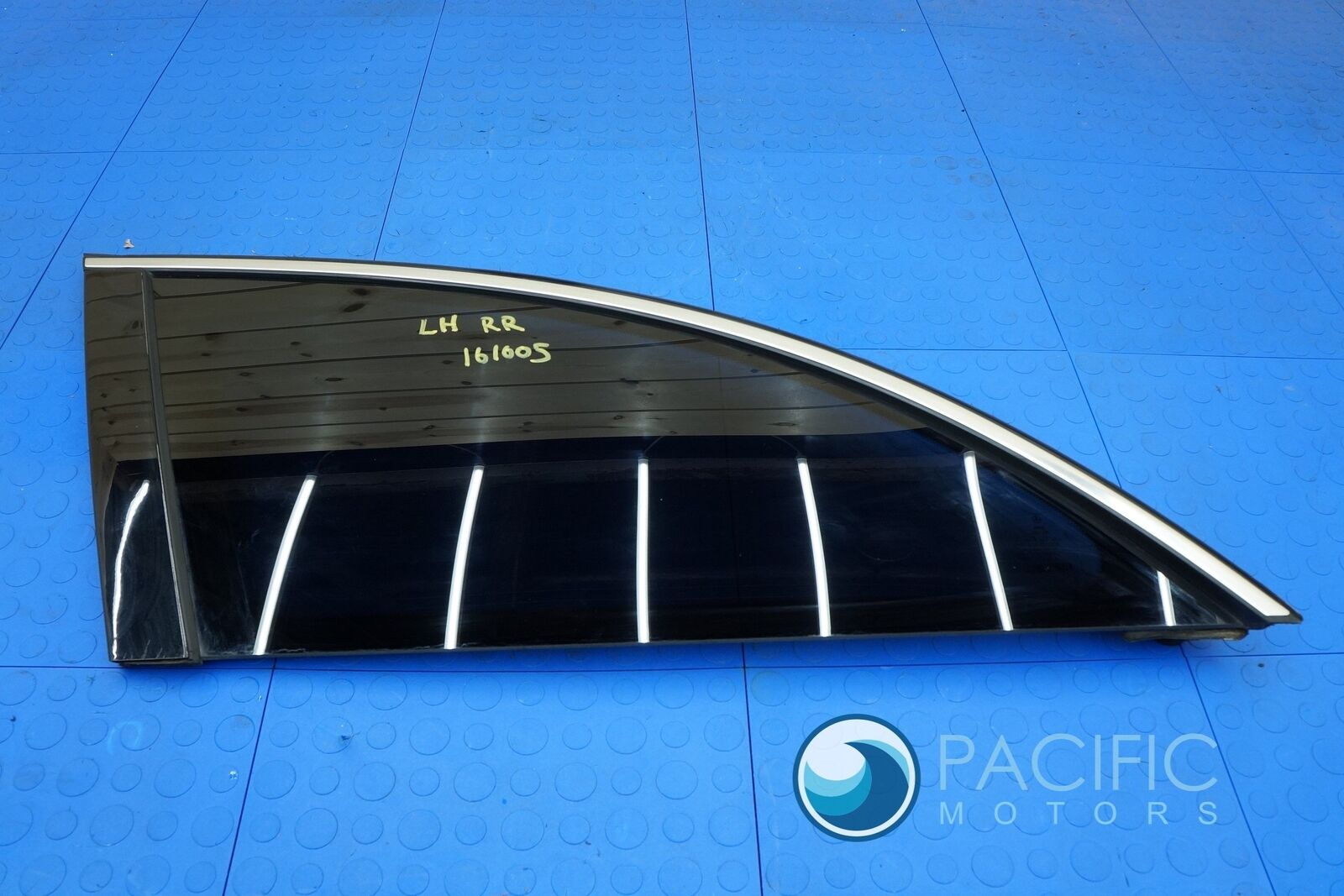 10-16 Mercedes X204 GLK350 Exterior Door Handle Front Rear Right OEM 2047602434