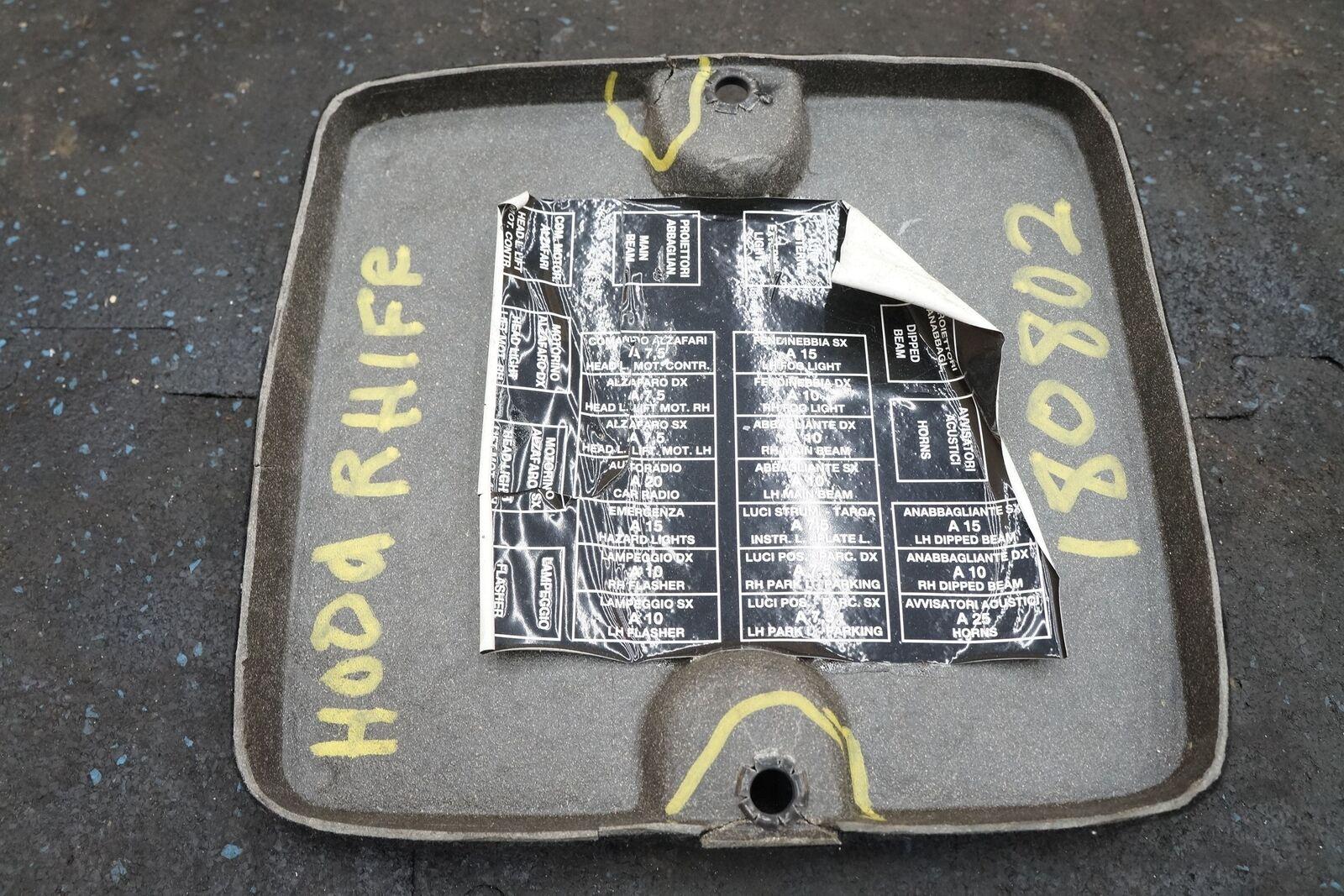 Ferrari Fuse Box