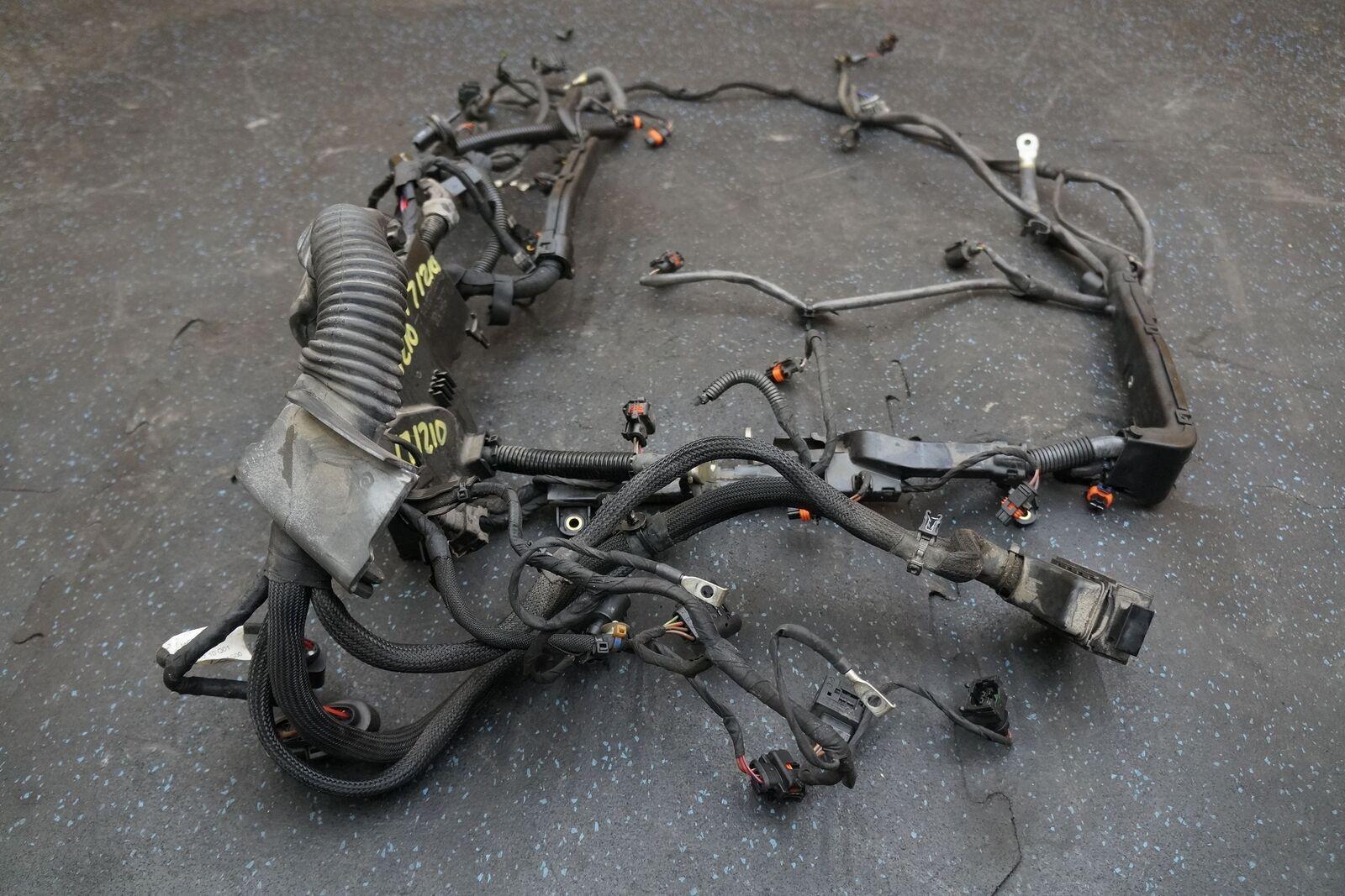 350 Rocket Engine Diagram Schematic Diagrams Wiring Harness Wire 406 Stroker Oldsmobile Motor Oem
