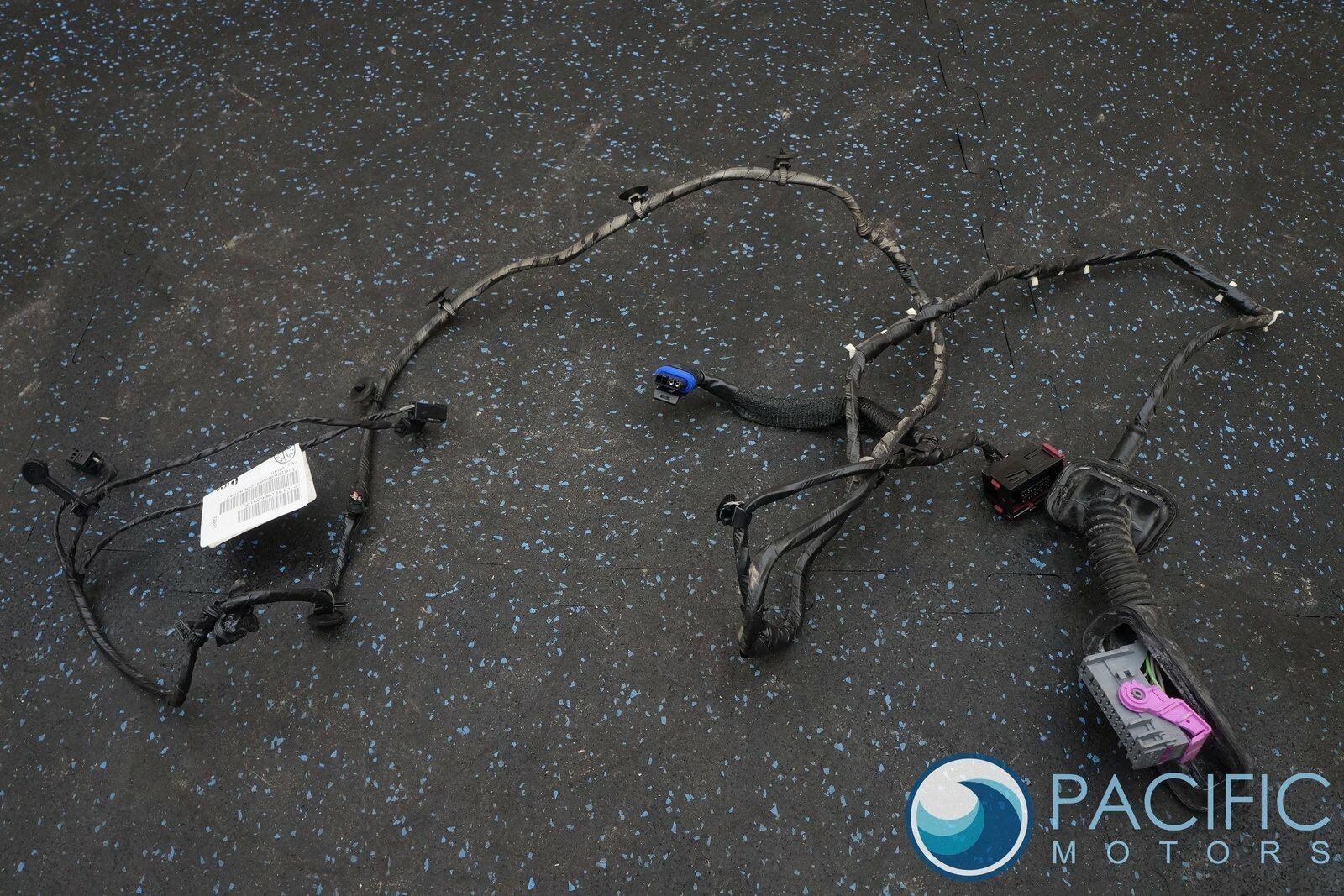 Rear Left Door Wire Wiring Harness C131196603103 OEM Fisker Karma ...