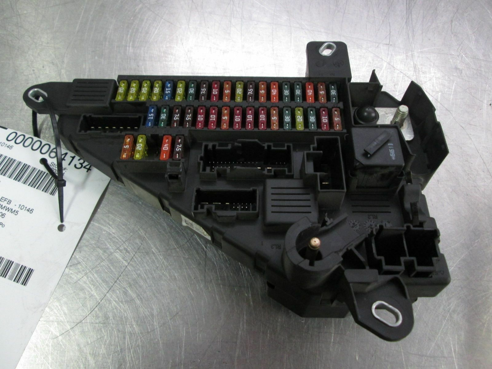Rear Power Distribution Fuse Box 61149138830 BMW M5 ...