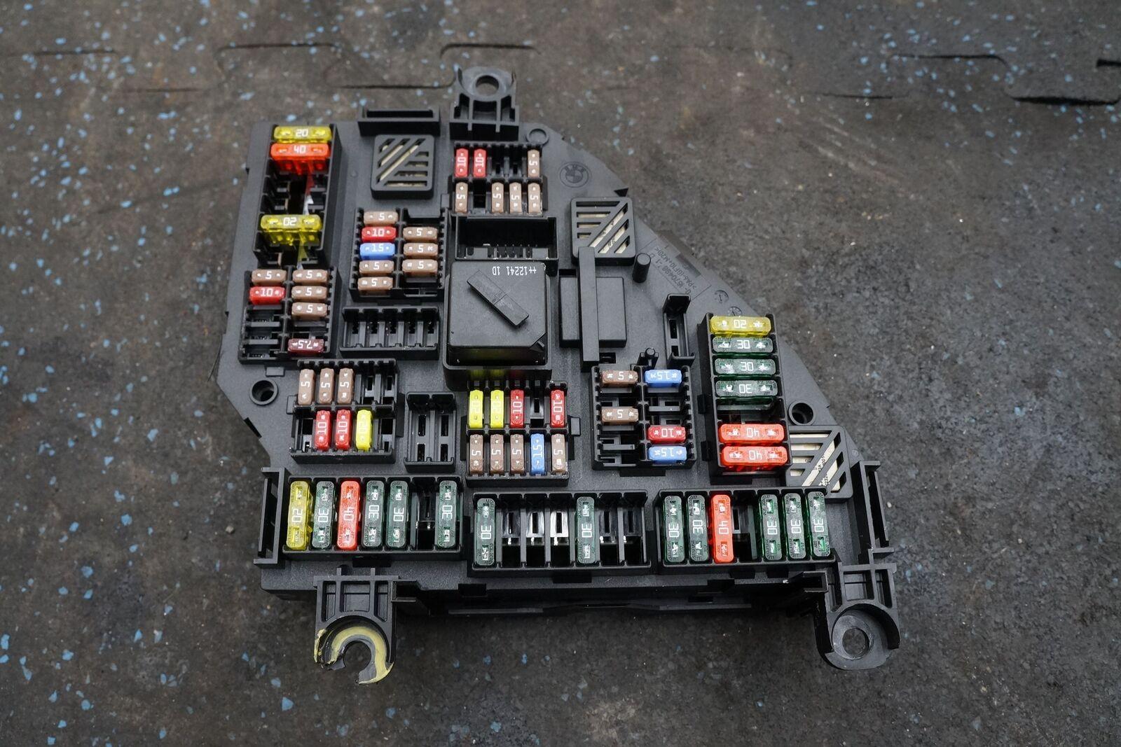 2013 M5 Fuse Box Just Wiring Diagram Schematic 2008 Mercedes C300 Location Rear Power Distribution Block 61149264923 Bmw F10 Rims